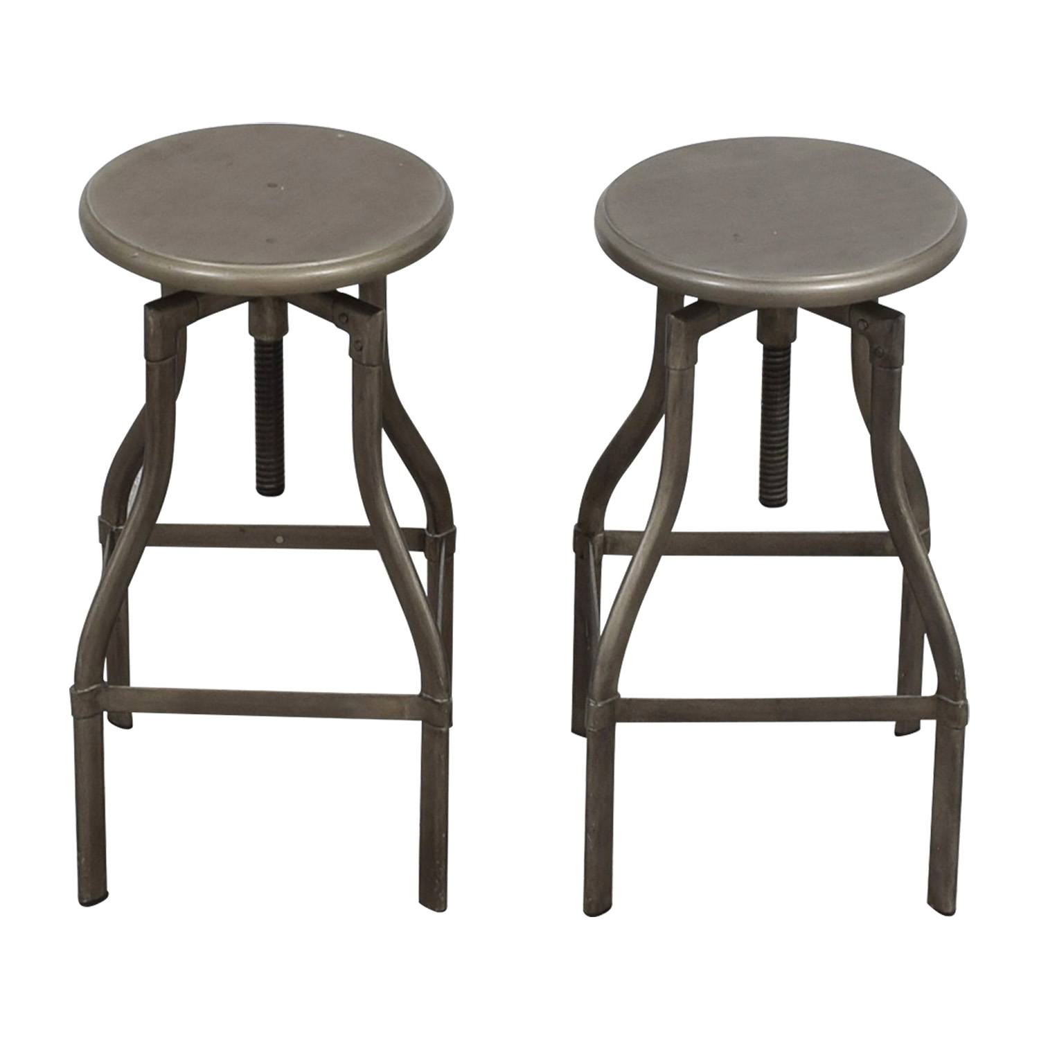 Crate & Barrel Crate & Barrel Turner Bar Stools
