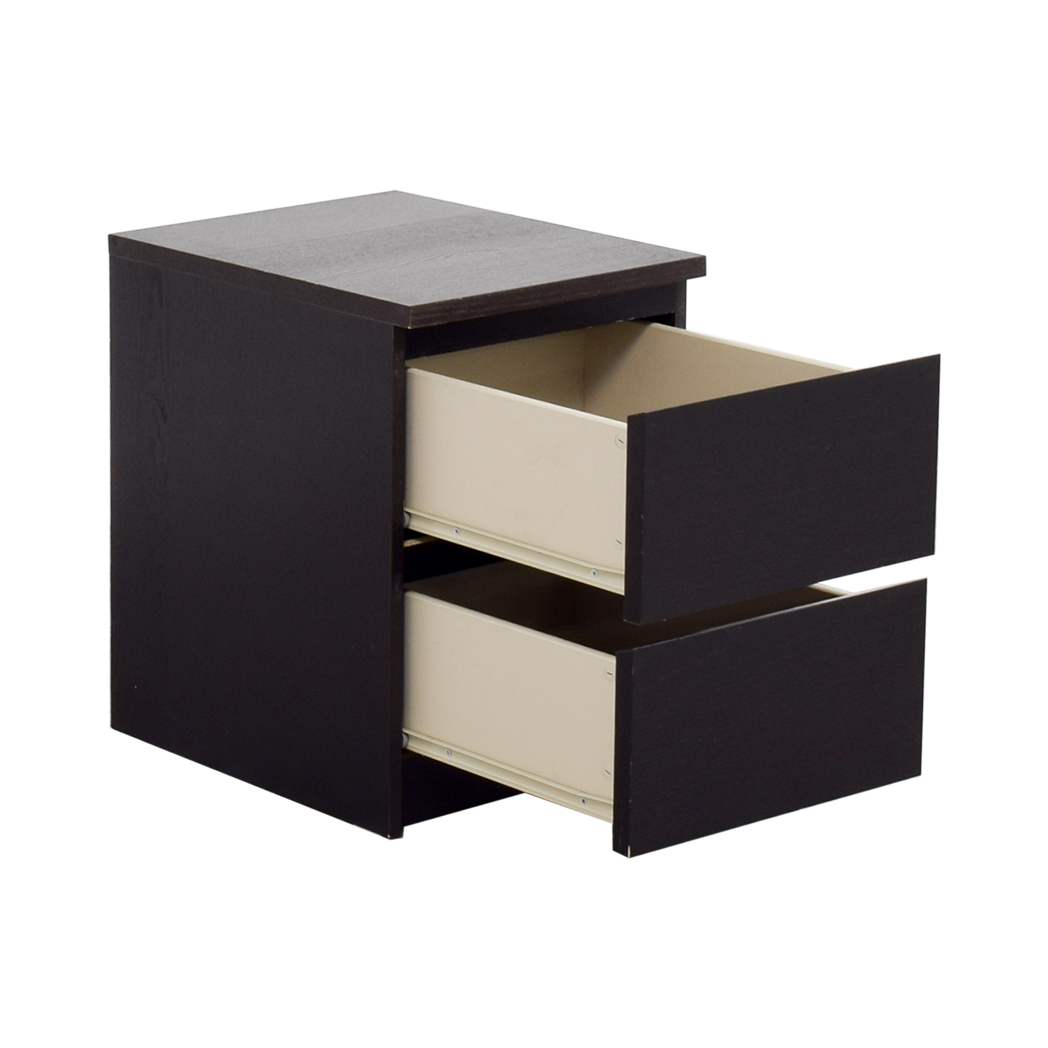 IKEA IKEA Two-Drawer Night Stand second hand