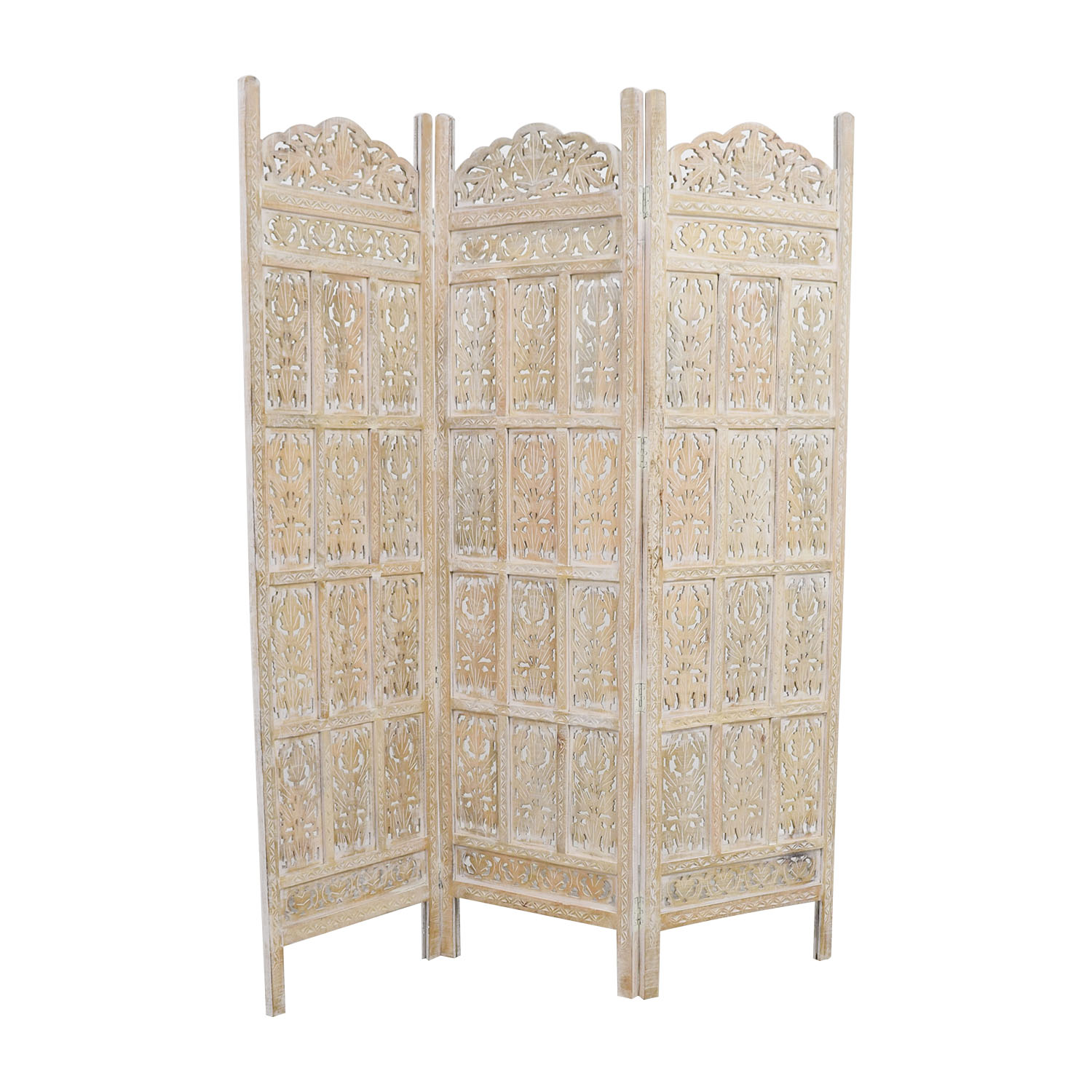 Ornate Screen Divider