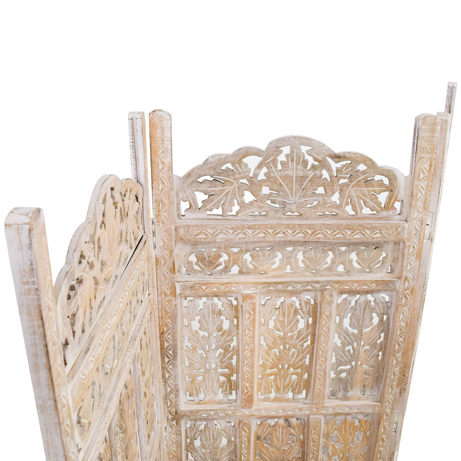 Ornate Screen Divider used