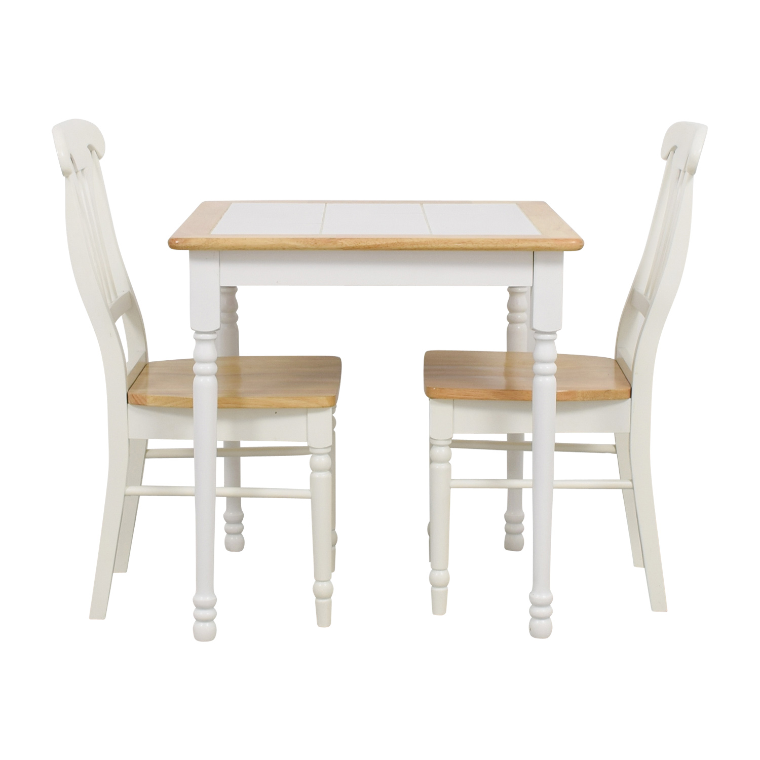 buy Coaster White Tile Dining Set Coaster Tables