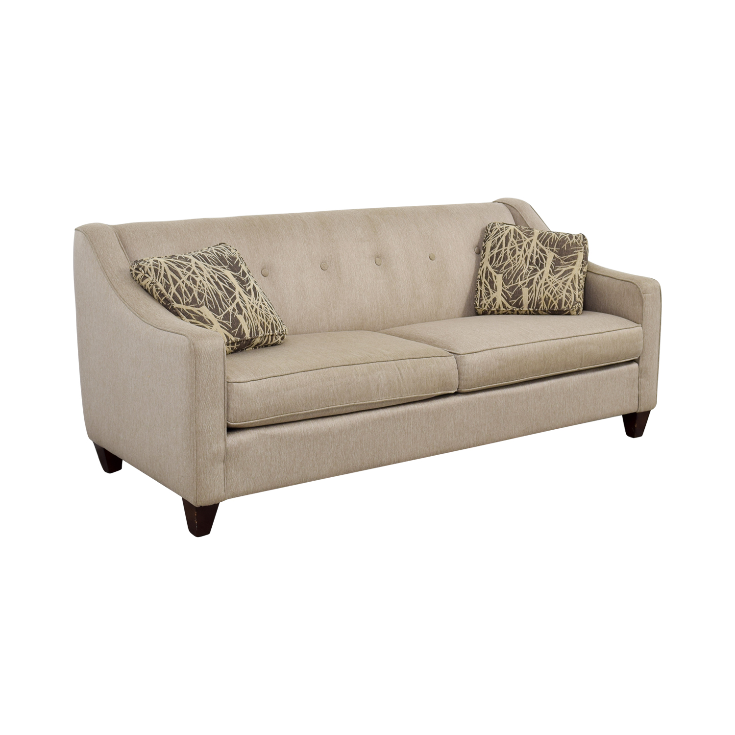 73 off star furniture star furniture colton sofa sofas for Star furniture
