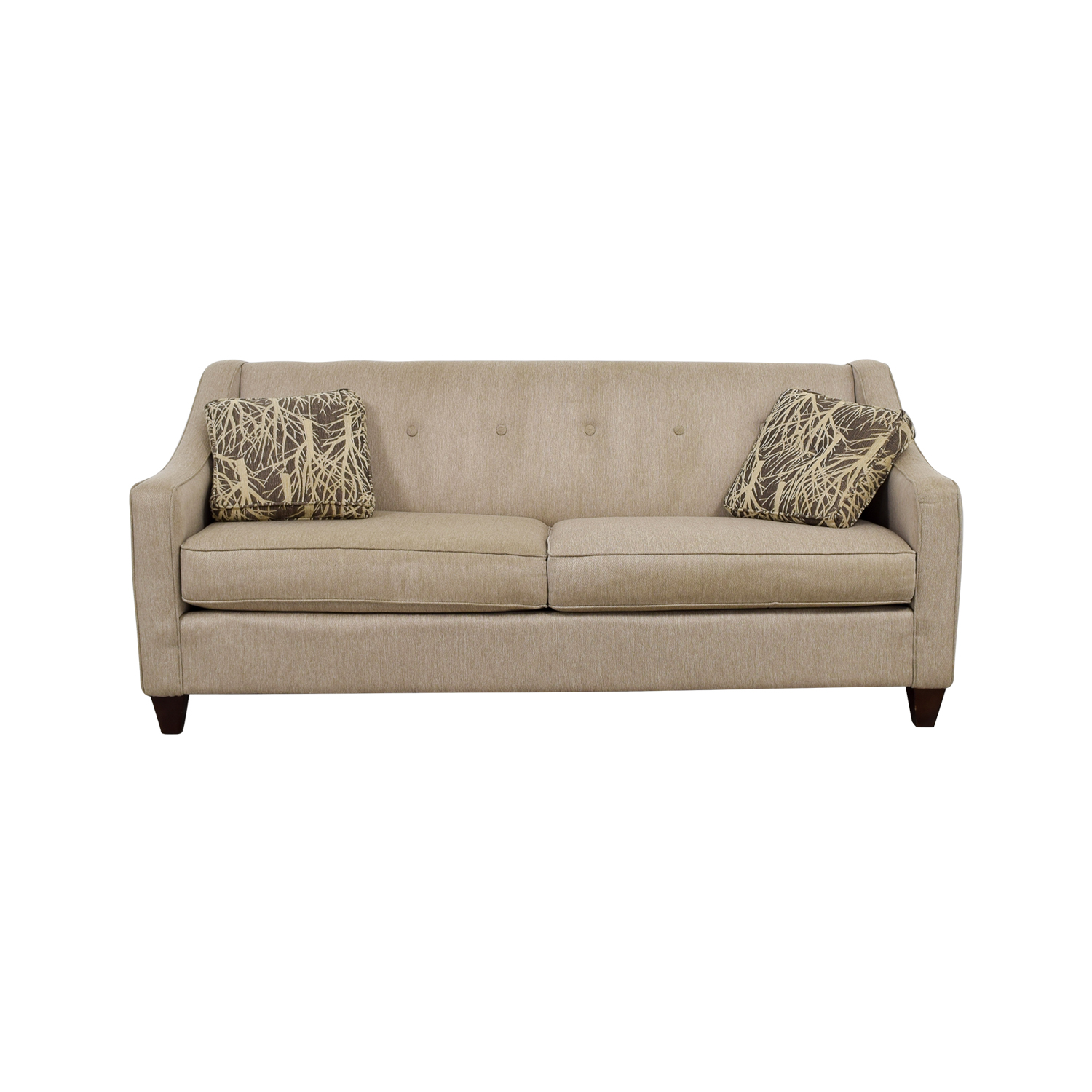 shop Star Furniture Colton Sofa Star Furniture Classic Sofas