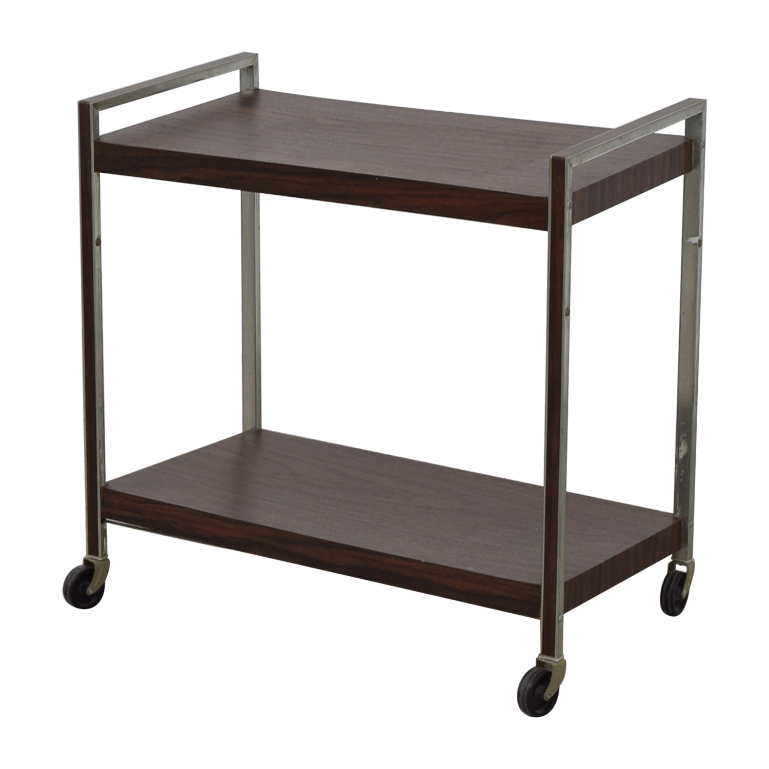 Rolling Bar Cart Tables