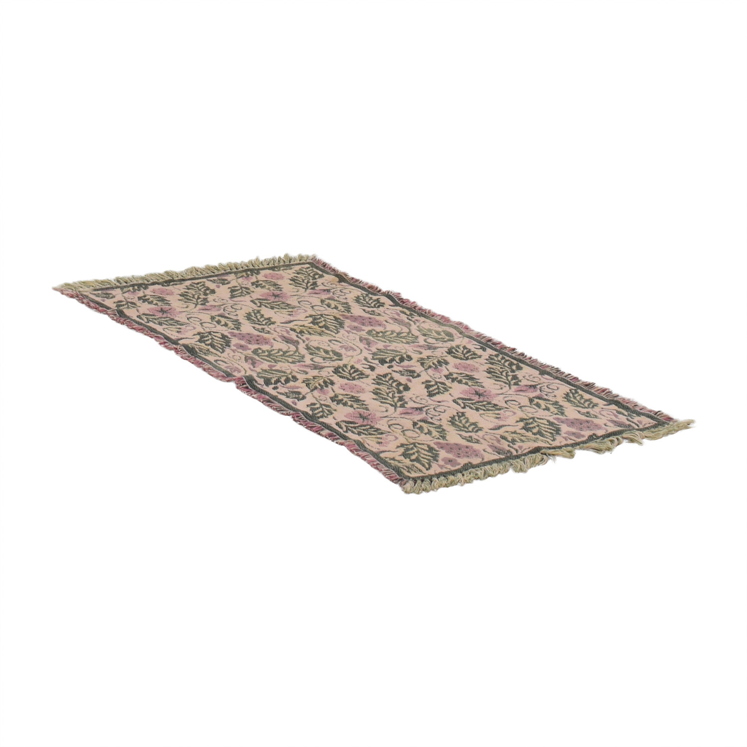 shop Floral and Grape Rug online