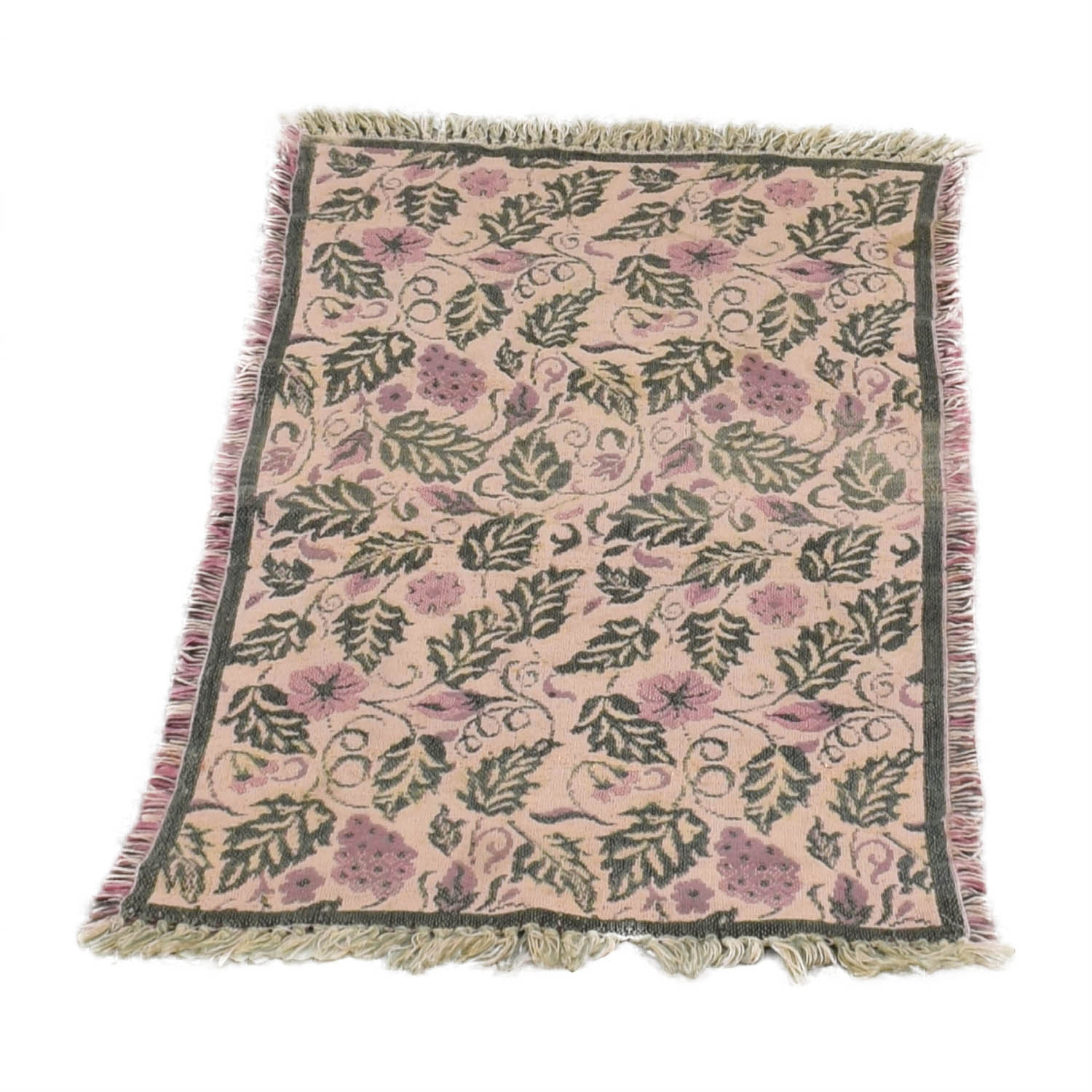 shop Floral and Grape Rug Decor
