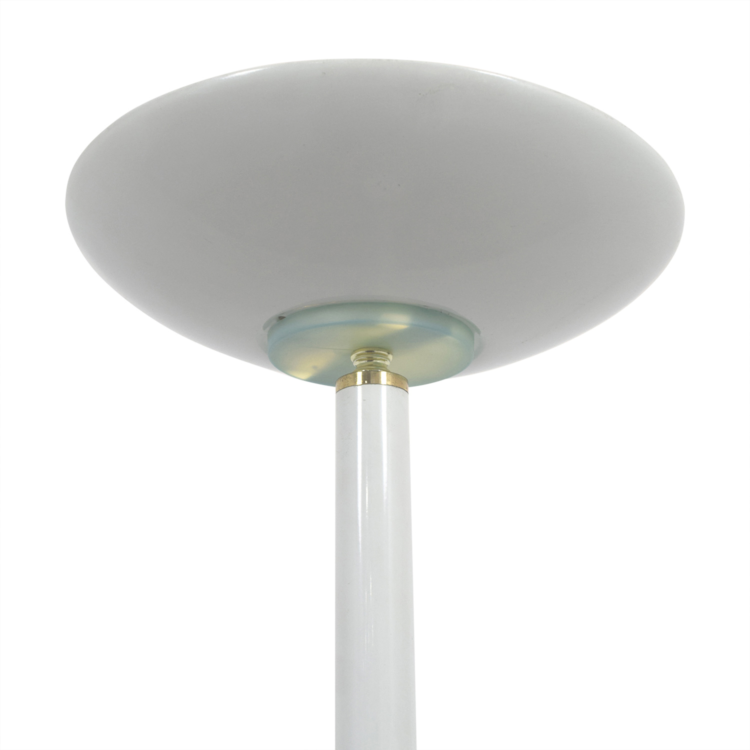 buy White Metal Floor Lamp online