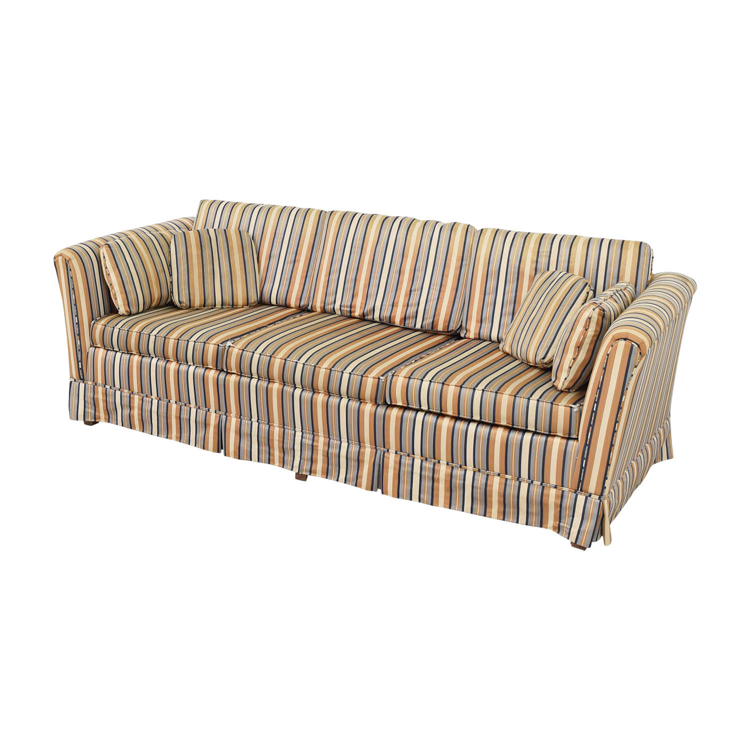 Striped Three-Seater Sofa price