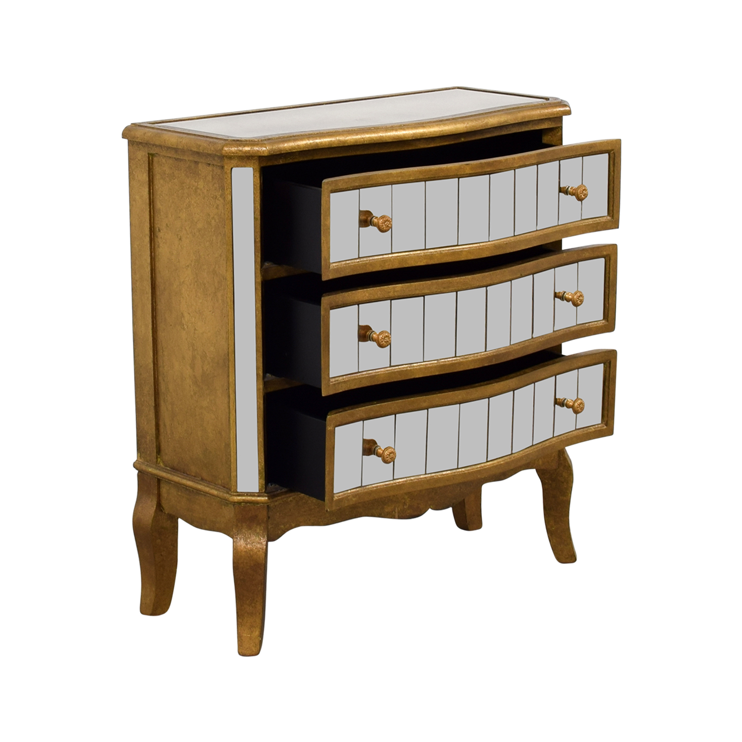 71 Off Pier 1 Imports Pier 1 Imports Mirrored Chest