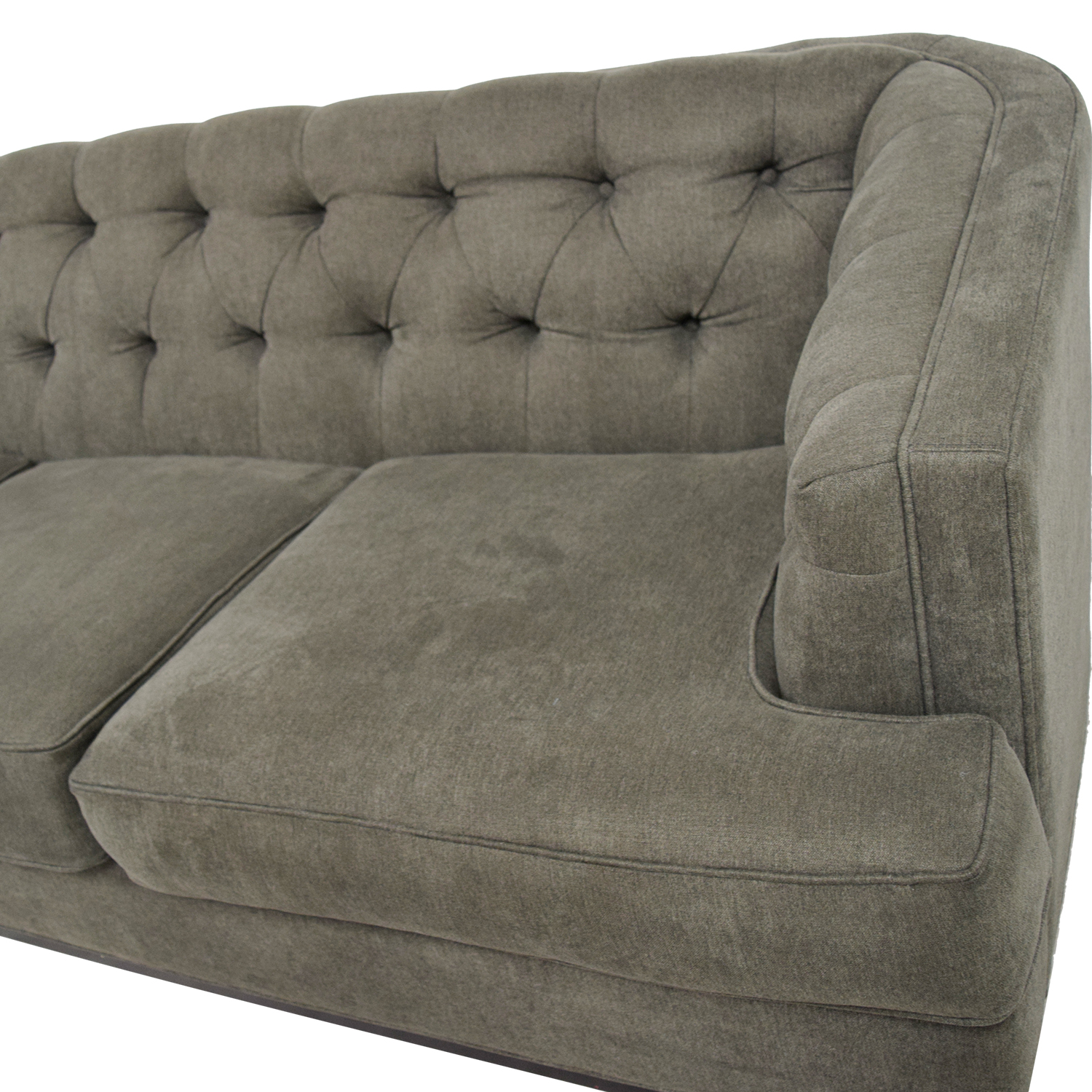 shop Rooms To Go Tufted Sofa Rooms To Go