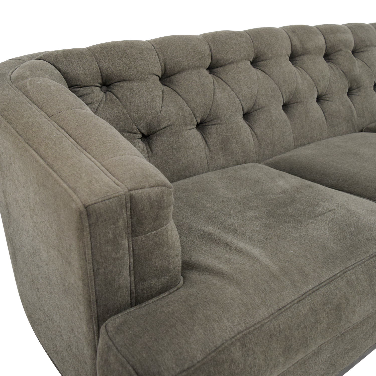 buy rooms to go tufted sofa rooms to go sofas