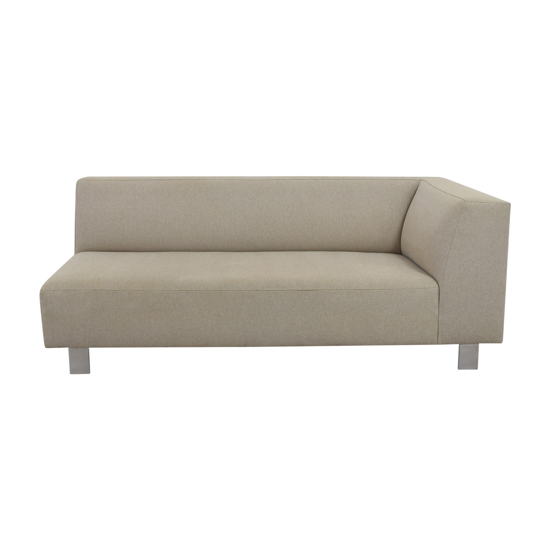shop Room & Board Chelsea Left-Arm Sofa Room & Board Sofas