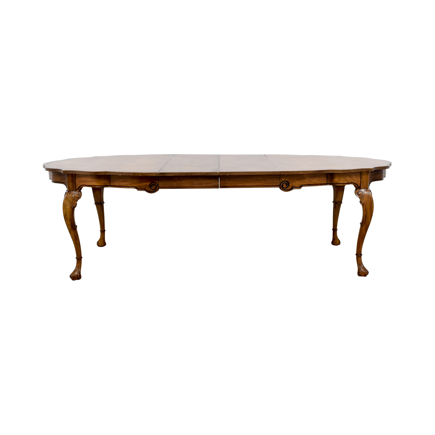 buy Carved Extendable Wood Dining Table Tables