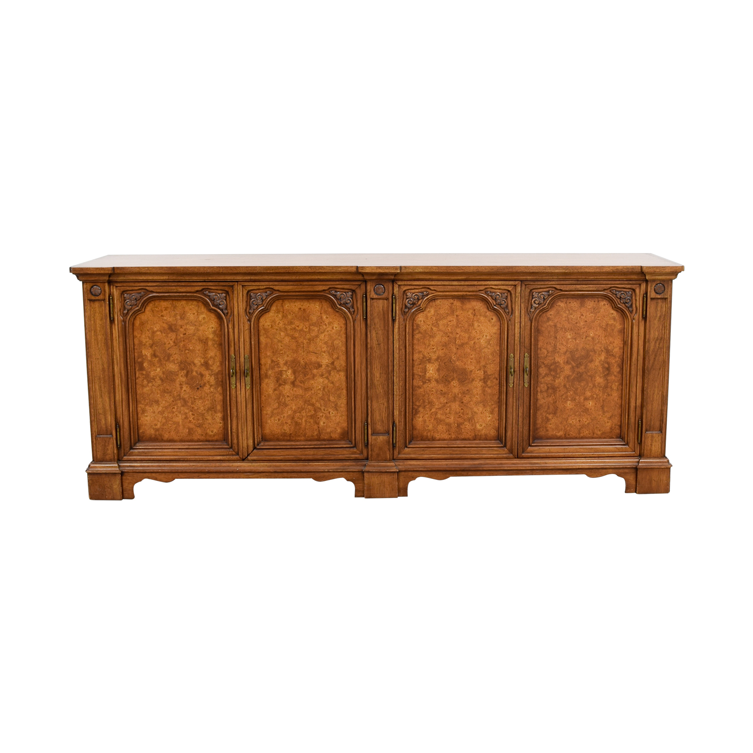 Ornate Wooden Buffet dimensions