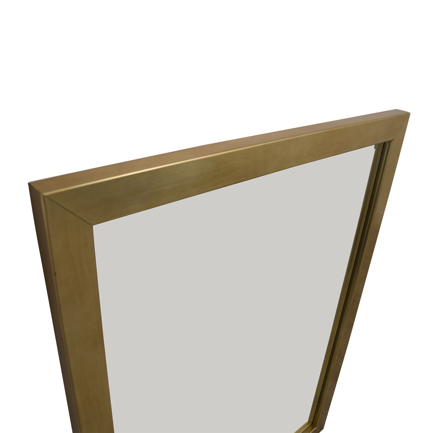 Hitchcock Butterfield Gold Framed Mirror Hitchcock Butterfield