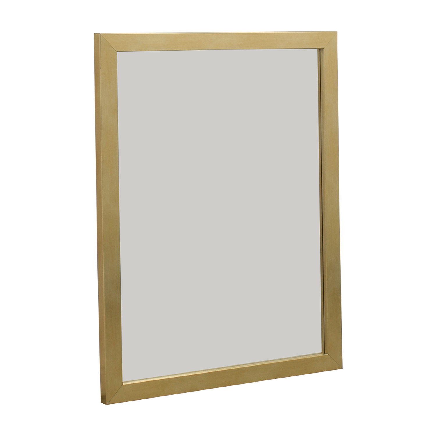 Hitchcock Butterfield Hitchcock Butterfield Gold Framed Mirror on sale