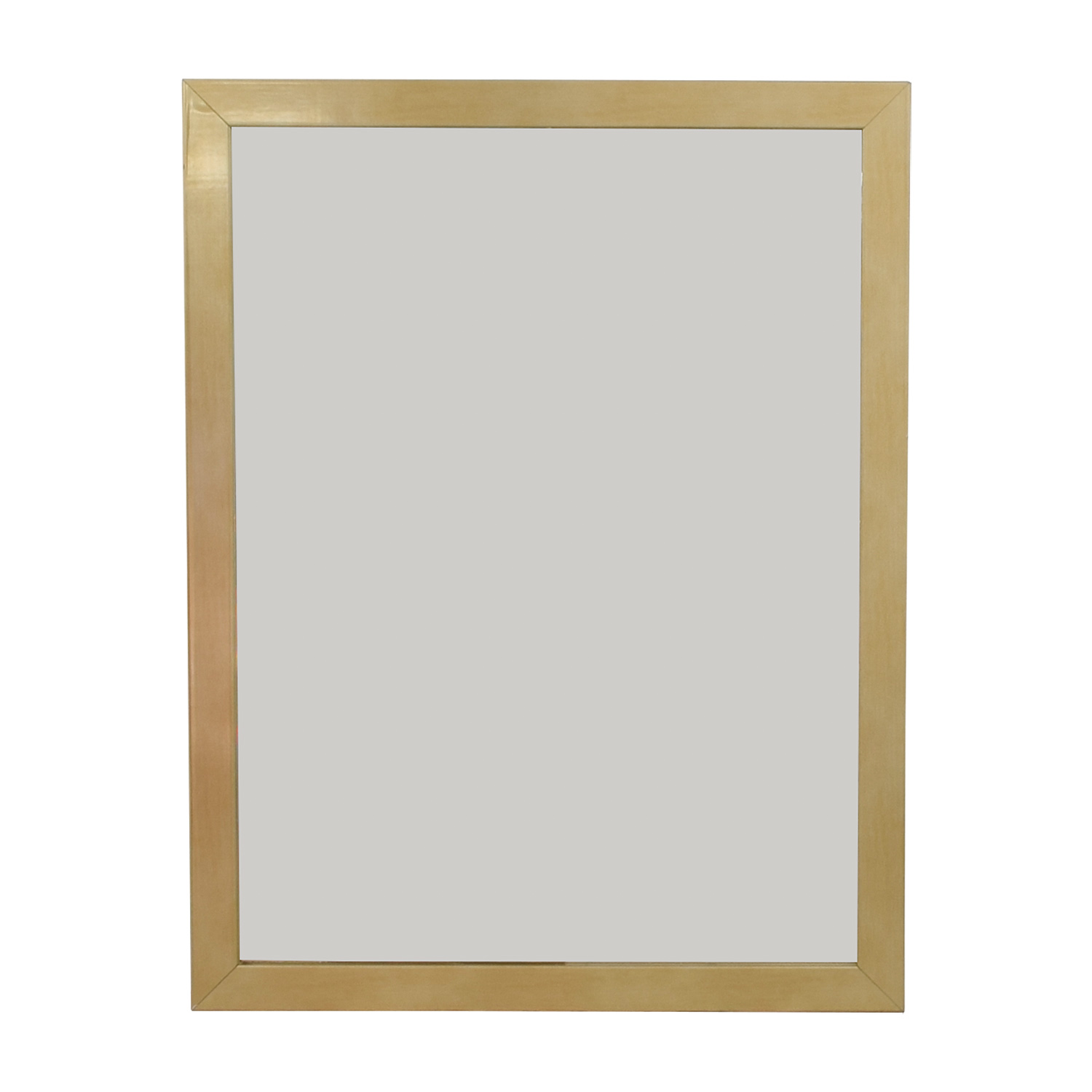 Hitchcock Butterfield Gold Framed Mirror sale
