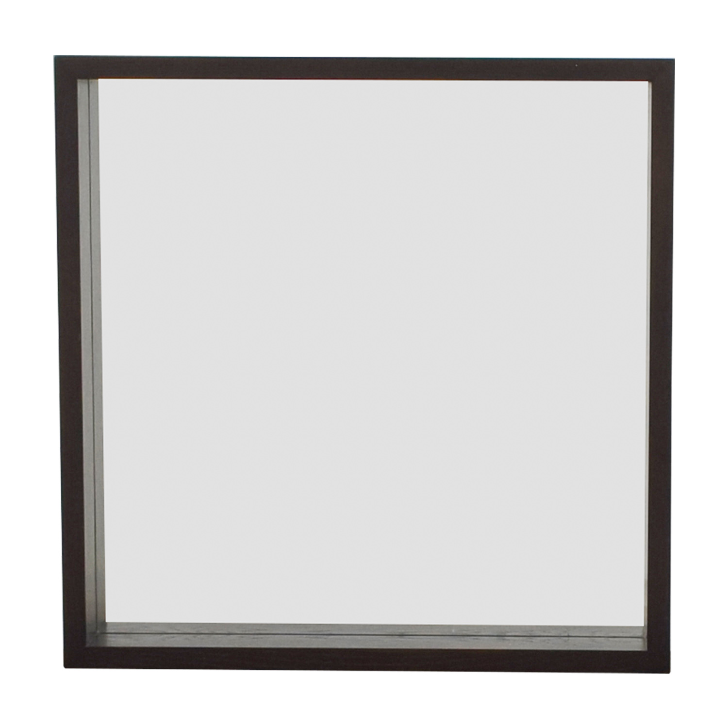 West Elm West Elm Wooden Framed Mirror coupon