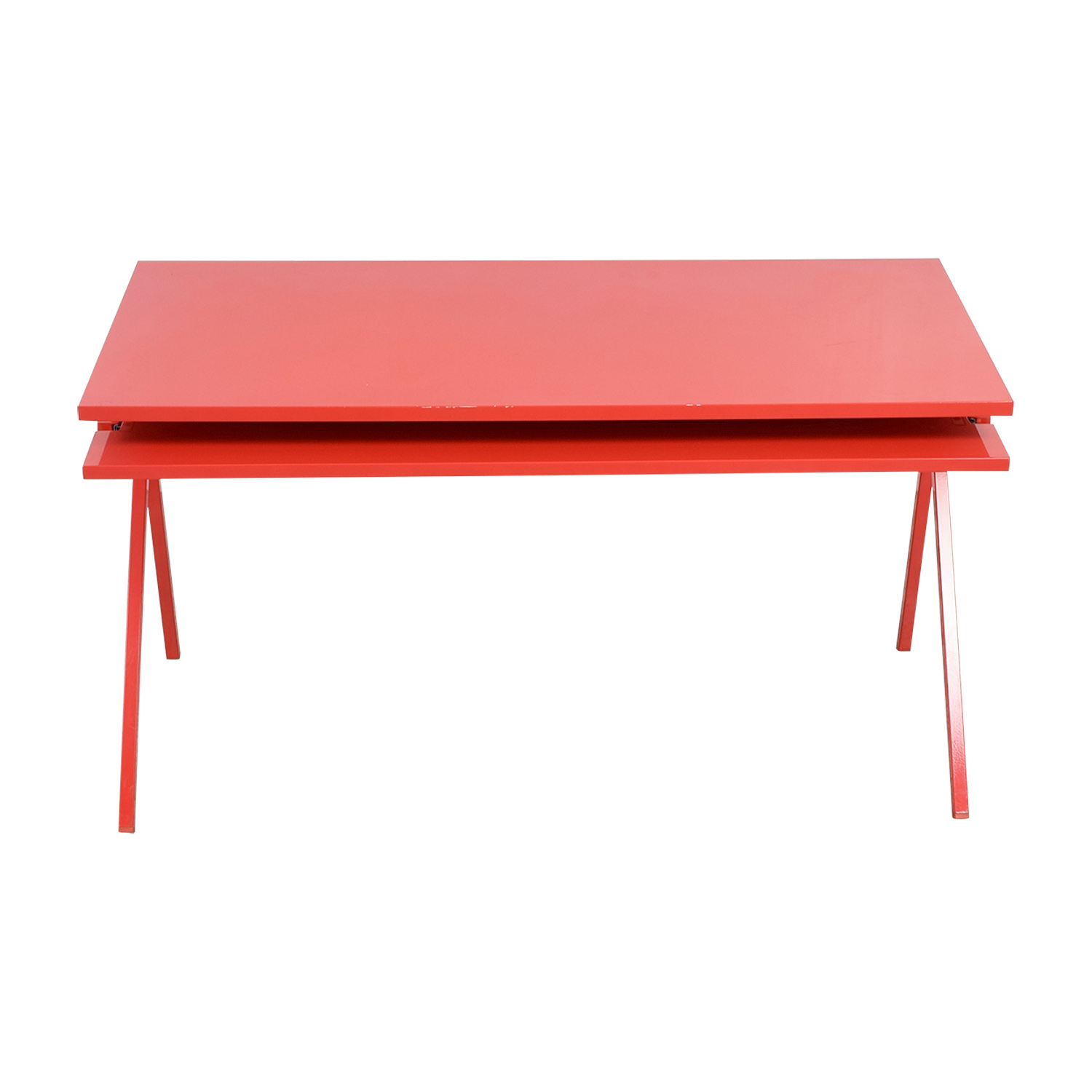 Blu Dot Blu Dot Red Desk 51 price