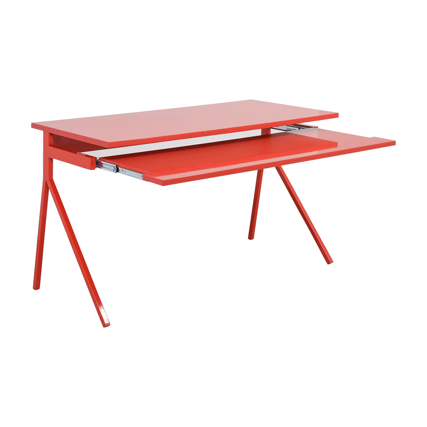Blu Dot Blu Dot Red Desk 51 used