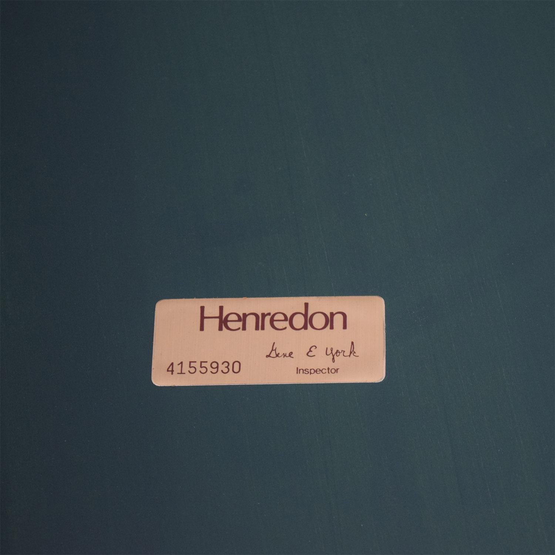 Henredon Green Sofa Table Henredon