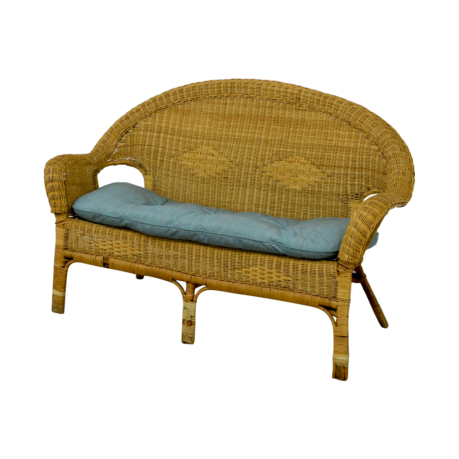 buy Wicker Loveseat online