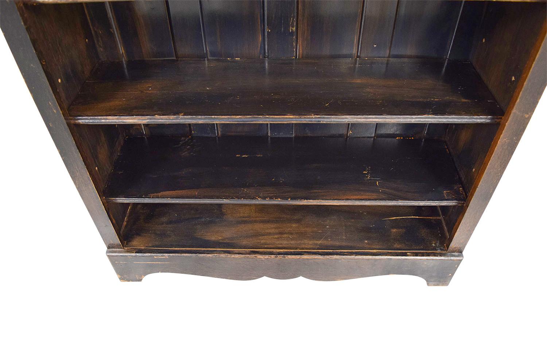 Pottery Barn Rustic Bookcase sale
