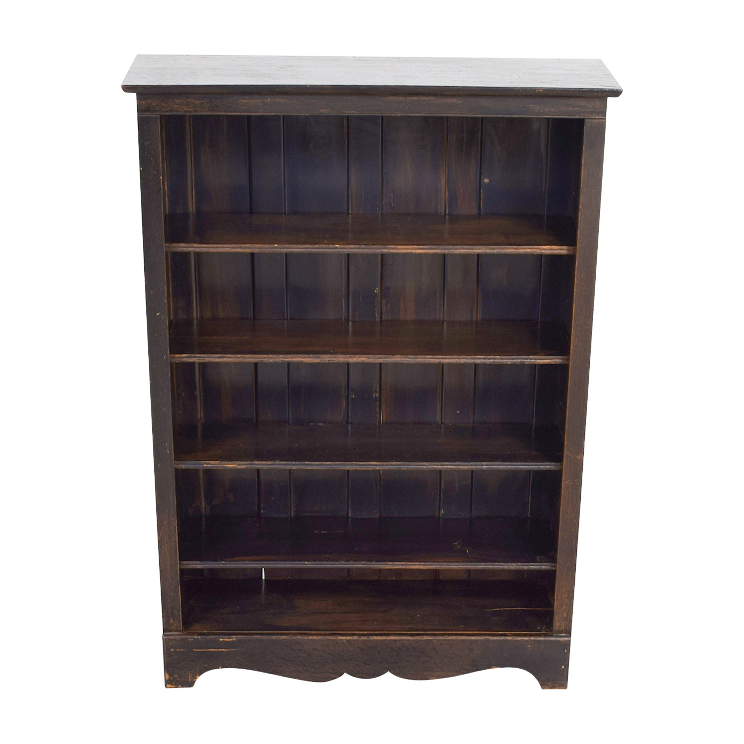 buy Pottery Barn Rustic Bookcase Pottery Barn Bookcases & Shelving