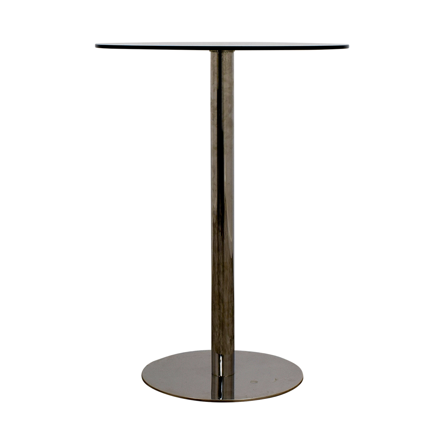 Modani Round Glass Bar Table / Accent Tables