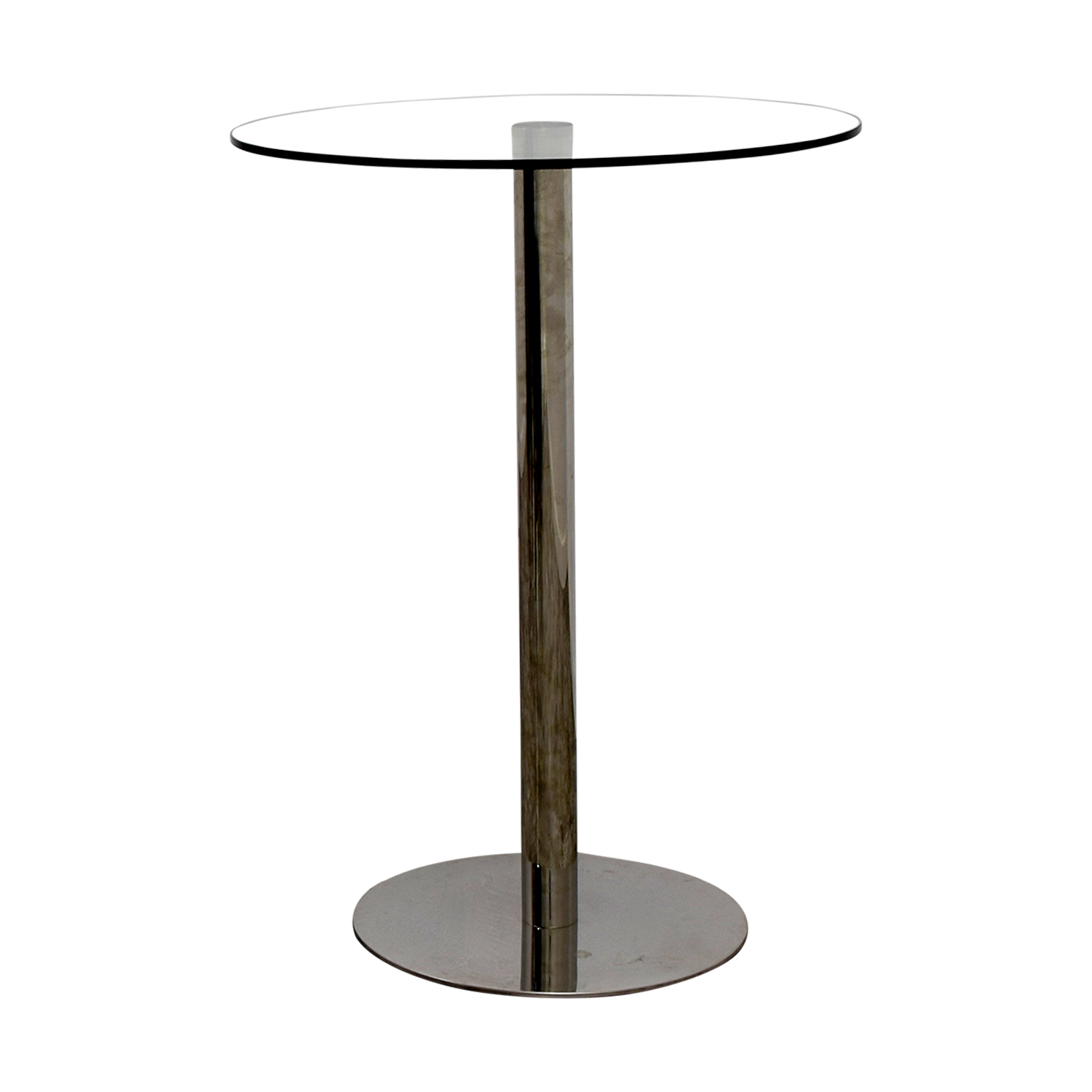 Modani Round Glass Bar Table / Tables