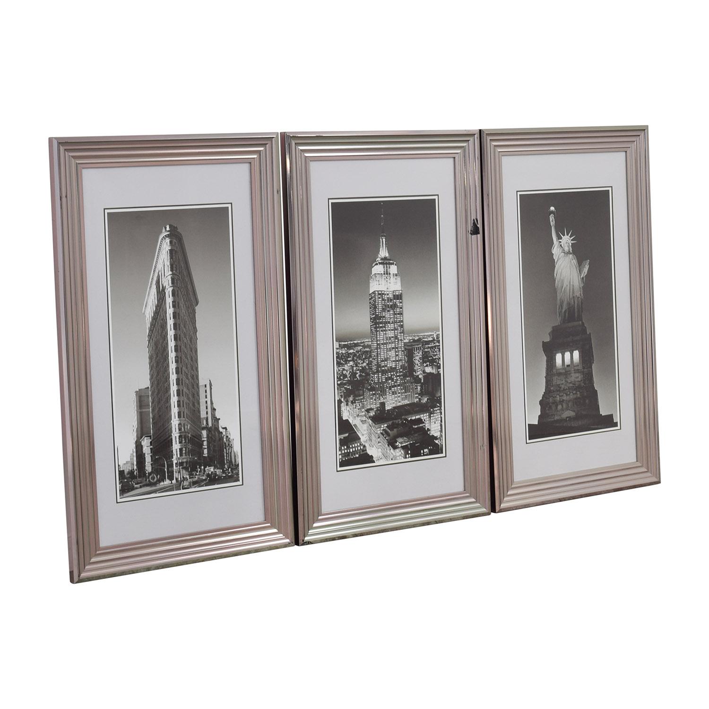 buy Modani Modani Framed NYC Landmark Prints online
