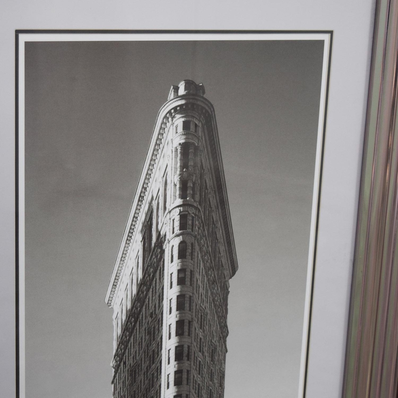 Modani Modani Framed NYC Landmark Prints second hand