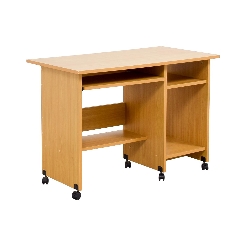 new arrivals e3ef1 170d1 60% OFF - Rolling Computer Desk / Tables