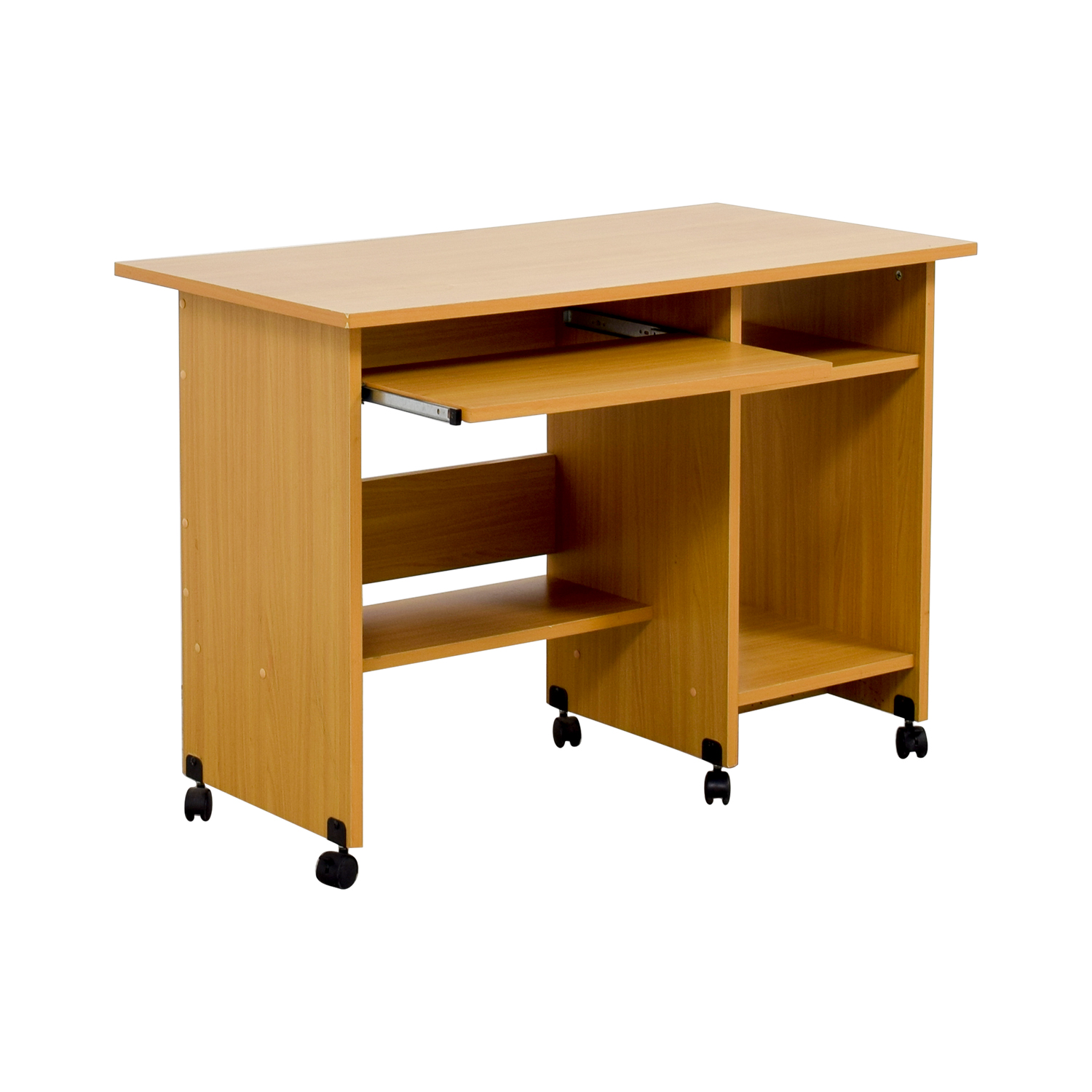 Rolling Computer Desk Tables