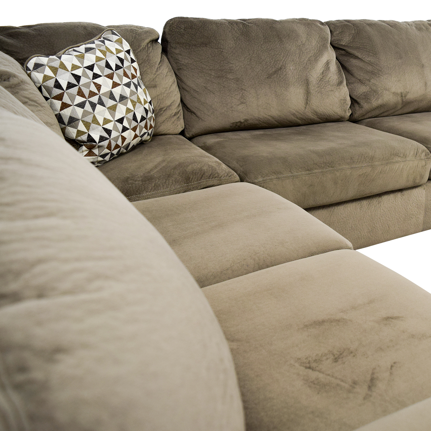 Strange 54 Off Ashley Furniture Ashley Furniture Jessa Place Sectional Sofas Alphanode Cool Chair Designs And Ideas Alphanodeonline