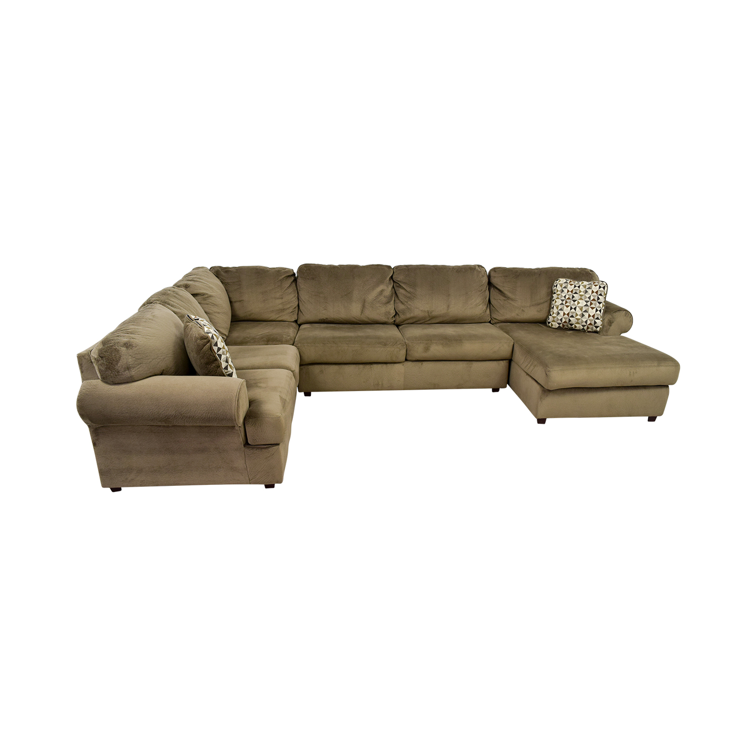 28% OFF Ashley Furniture Ashley Furniture Jessa Place Sectional