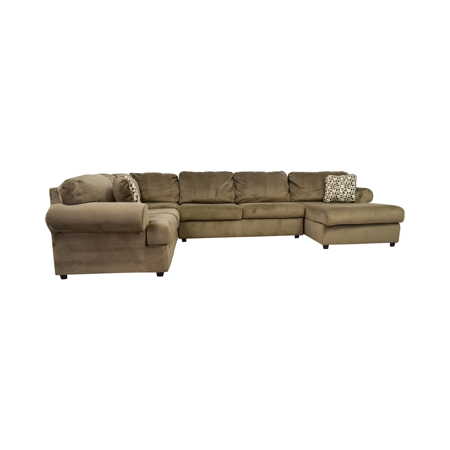 Ashley Furniture Ashley Furniture Jessa Place Sectional second hand