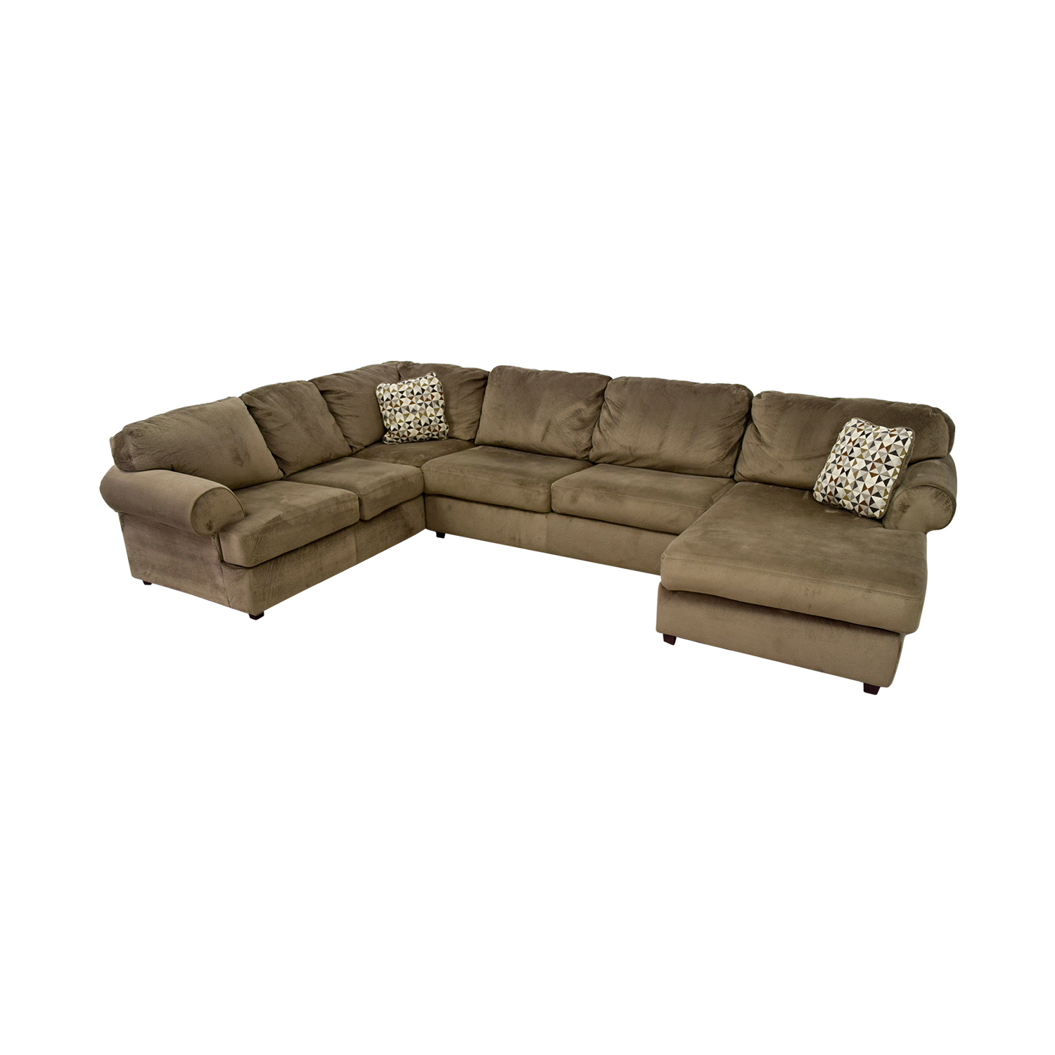 Ashley Furniture Jessa Place Sectional Dimensions