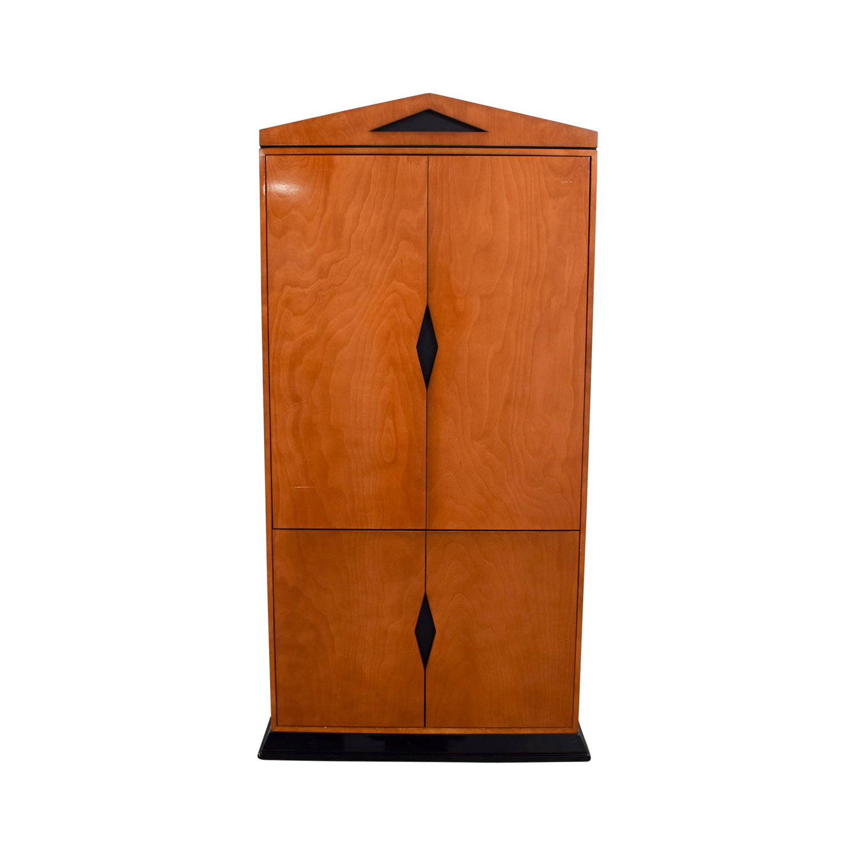 Art Deco Armoire on sale