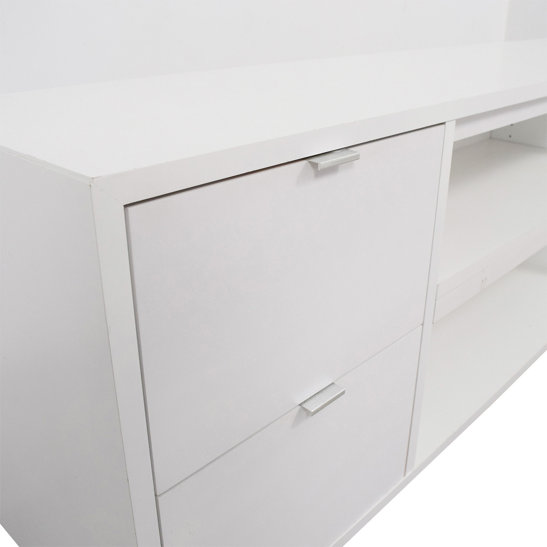 Room & Board Copenhagen Custom Cabinet Room & Board