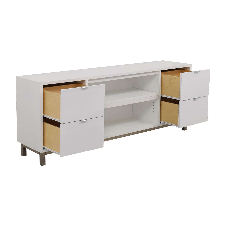 Room & Board Copenhagen Custom Cabinet sale