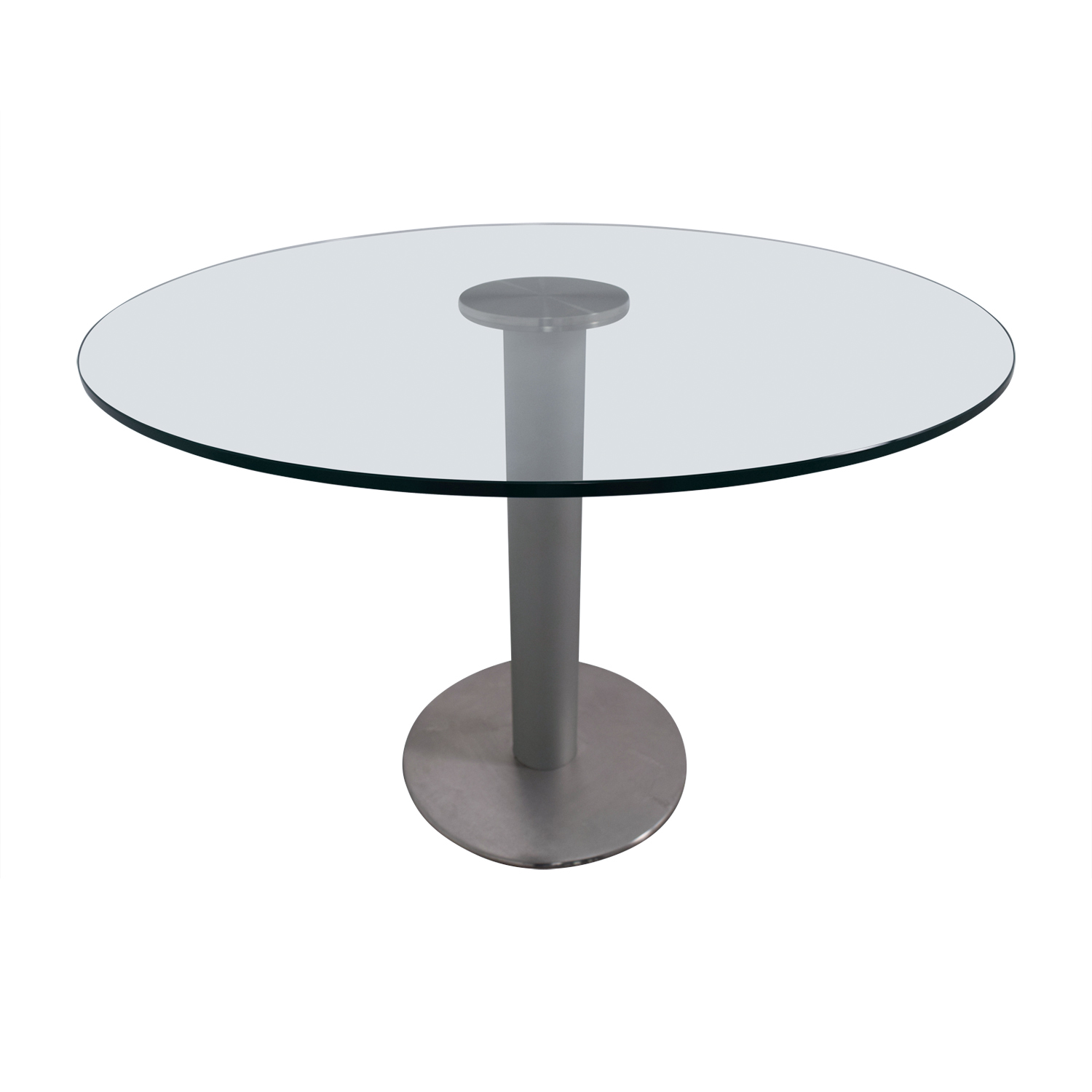 Stua Design Furniture Stua Design Furniture Zero Glass and Chrome Table