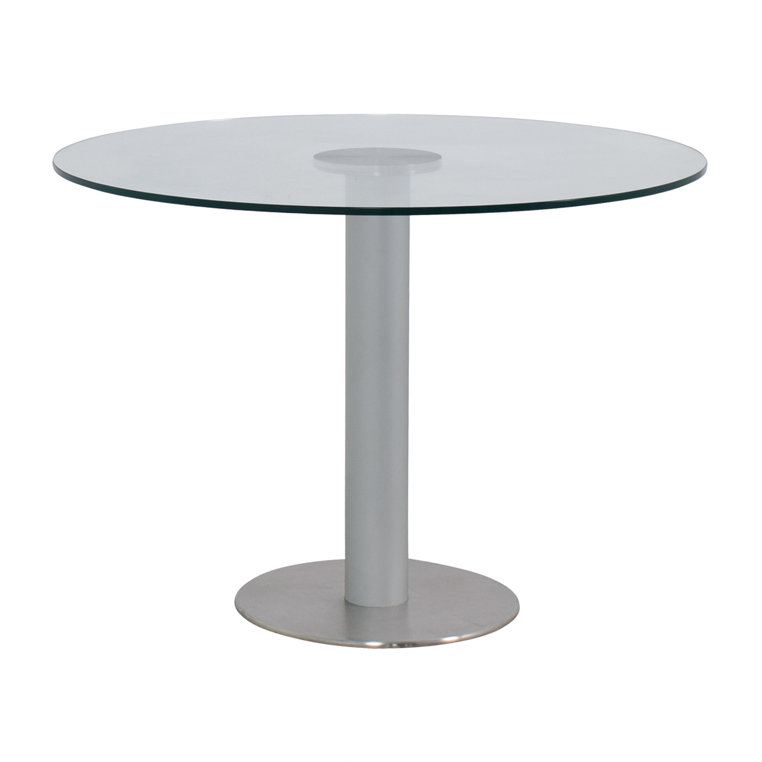 Stua Design Furniture Stua Design Furniture Zero Glass and Chrome Table discount