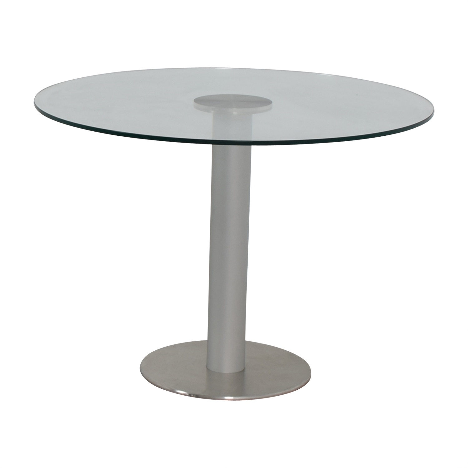buy Stua Design Furniture Zero Glass and Chrome Table Stua Design Furniture