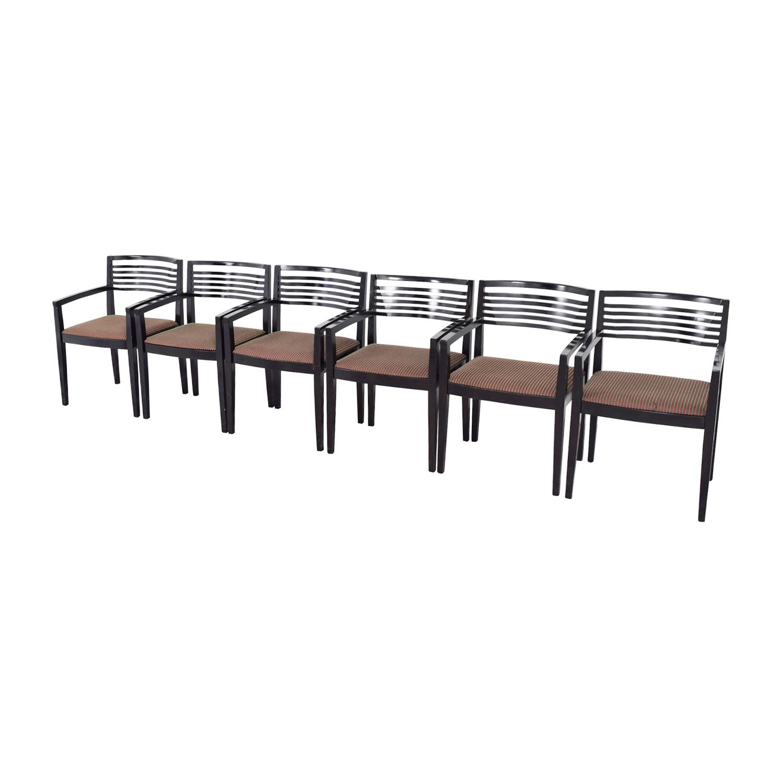 KnollStudio Black Joe Chairs sale