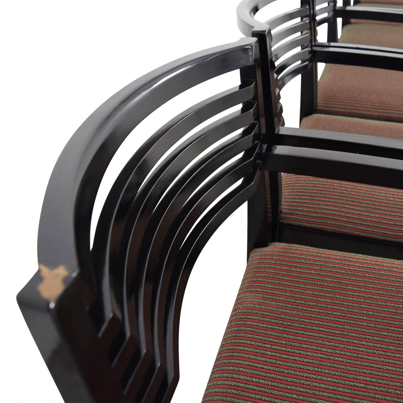KnollStudio KnollStudio Black Joe Chairs on sale