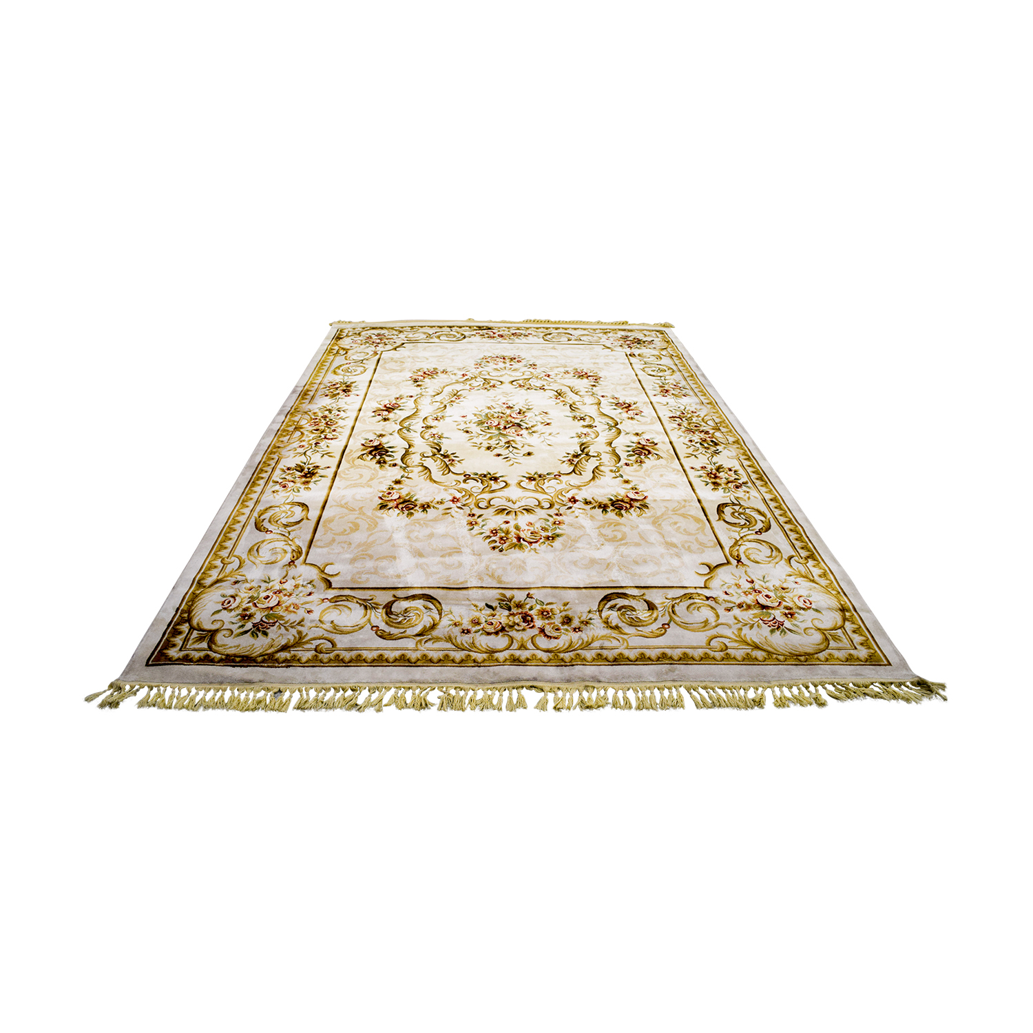 Orient Orient Beige Floral Rug on sale