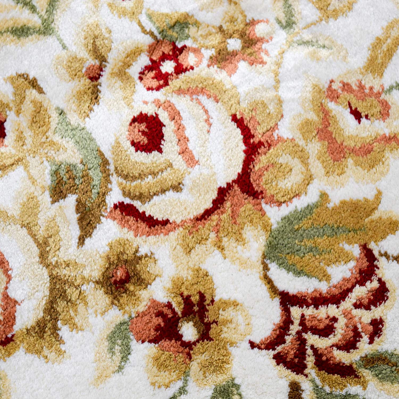 Orient Orient Beige Floral Rug coupon