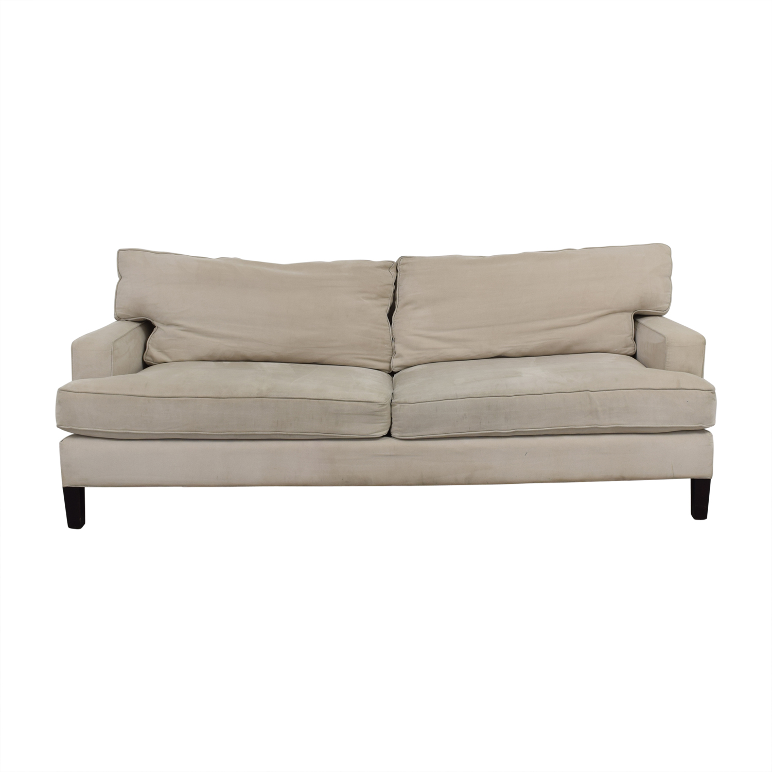 Room U0026 Board Room U0026 Board Hawthorne Couch Off White Couch Second ...