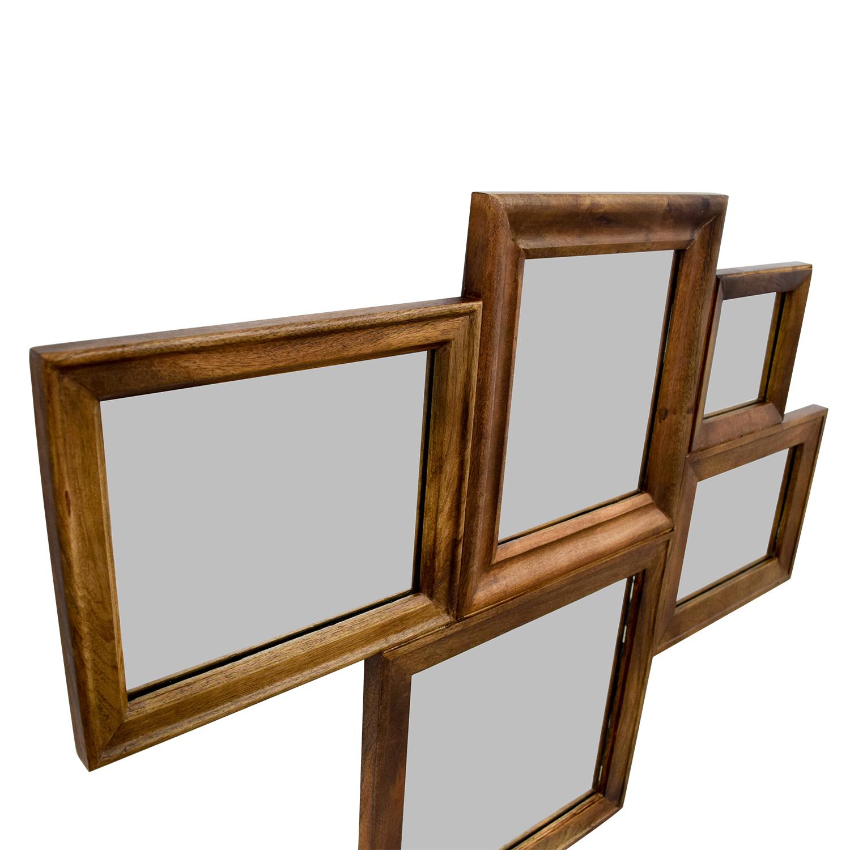 West Elm West Elm Jigsaw Mirror Mirrors